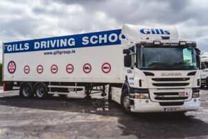 Gills Artic Driving School Ballina Mayo