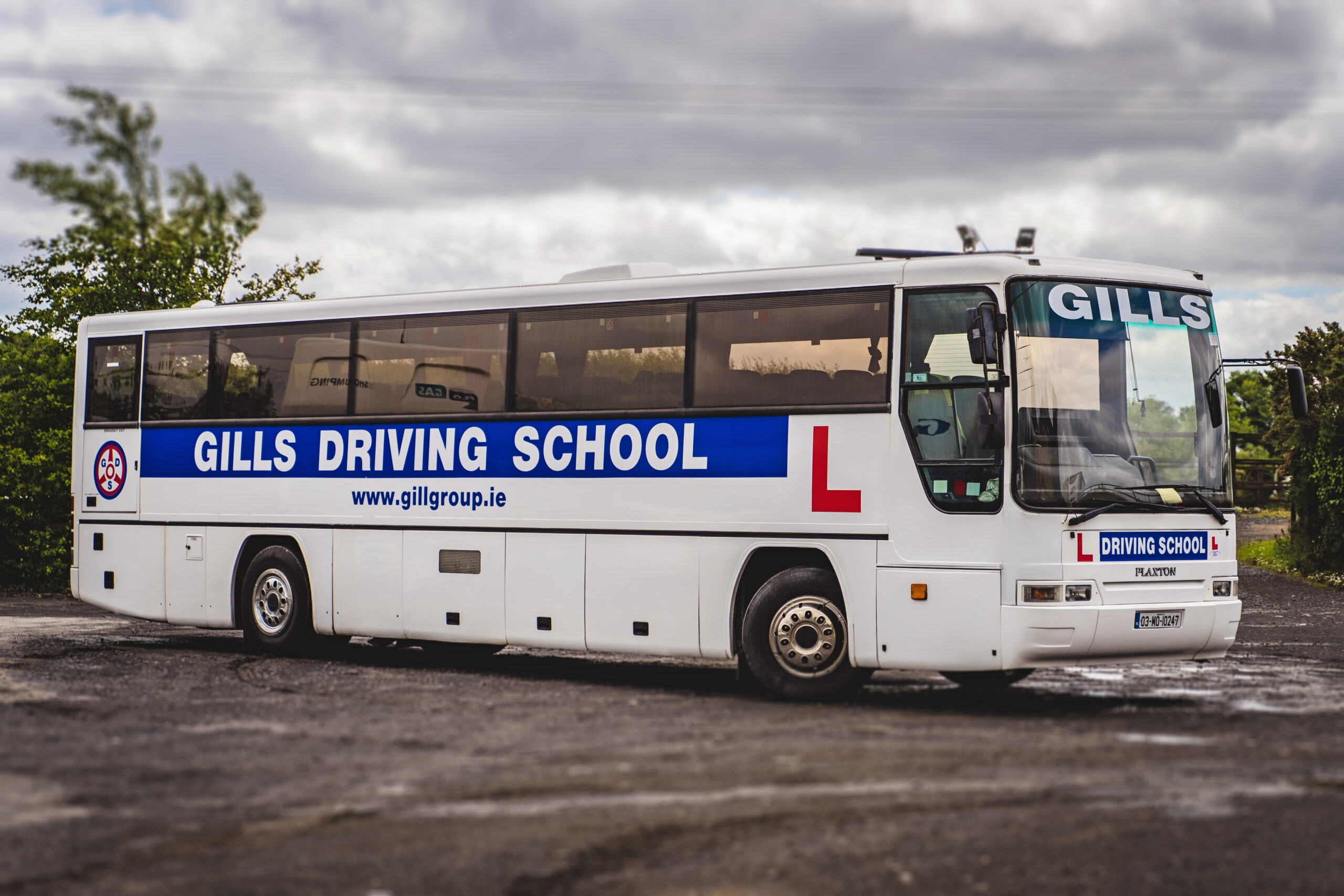 Gills Bus and Coach Driving School Ballina Mayo
