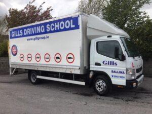 Gills Light Truck Driving Instruction