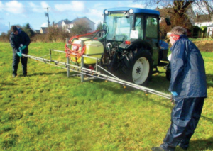 Gills Boom Sprayer Course