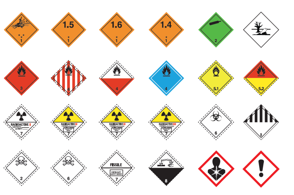 Gills Driving School Hazard Warning Signs