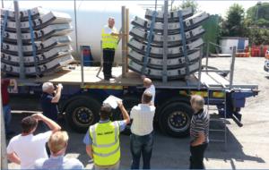Gills Driving School Safe Loading Training